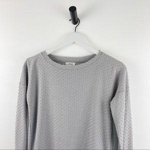 Wilfred Rivière Jacquard Long Sleeve Shirt